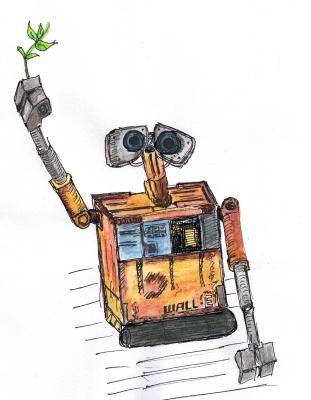 Wall-E 9-11-09